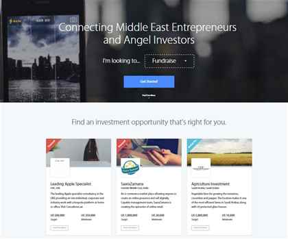 Where can you get entrepreneurial service in Iraq?
