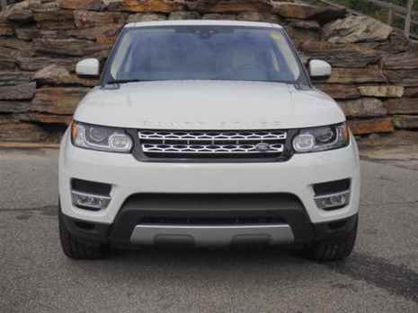2017 Land Rover Range Rover Sport 3.0L Supercharged HSE